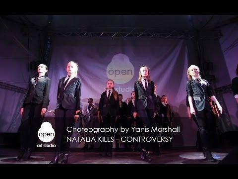 Natalia Kills - Controversy | choreography by Yanis Marshall | Open Art Studio