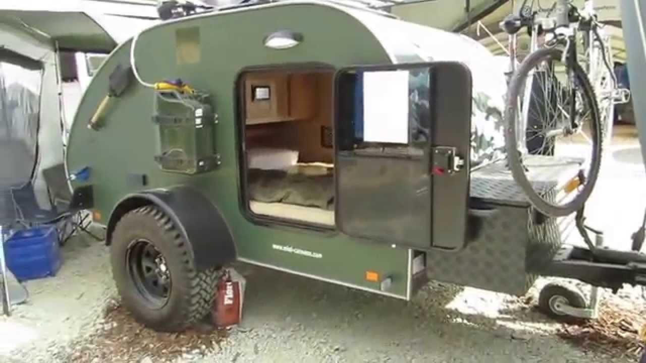 abenteuer offroad 2014 mini caravan freerider youtube. Black Bedroom Furniture Sets. Home Design Ideas