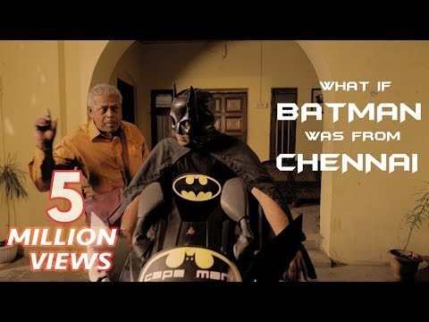 What If Batman Was From Chennai? | Put Chutney video