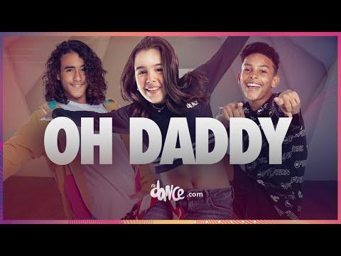 Oh Daddy - Natti Natasha (Coreografia Oficial) Dance Video