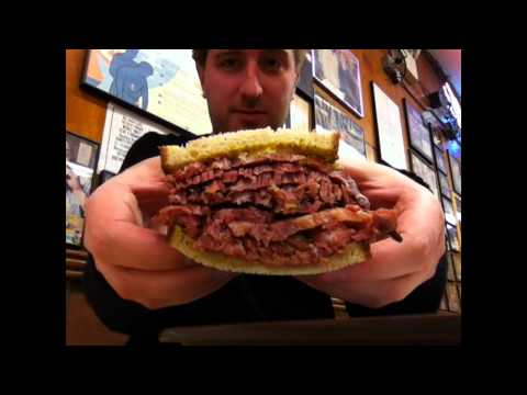 Food-Tube: Katz s Deli - New York City
