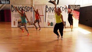 KONSEY  J. Perry feat TonyMix  BINGOSPA Fitness by Gosia Wodras