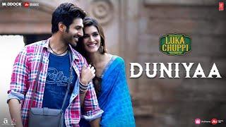 Luka Chuppi: Duniyaa Video Song   Kartik Aaryan Kriti Sanon   Akhil   Dhvani B   Abhijit V Kunaal V