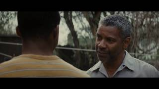 "Fences 2016 - TV Scene, ""I ain"