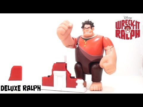 Video Review of the Wreck-It Ralph: Deluxe Ralph