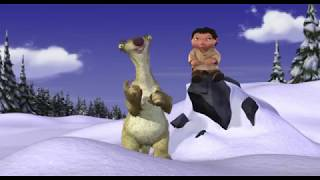 Ice Age 2002 BluRay Dubbed In Hindi by  Filmywap Sample