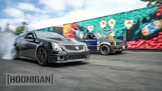 [HOONIGAN] DT 063: Twin Turbo Pickup VS 1000HP CTSV #SPACERACE
