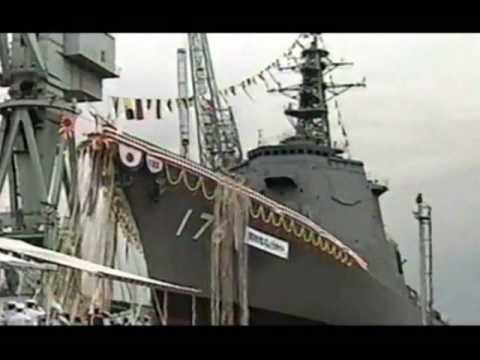 Japan JMSDF AEGIS BMD (Ballistic Missile Defense) Video Clip