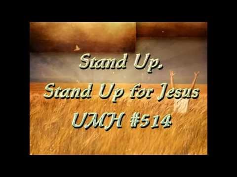 Hymnal - Stand Up For Jesus