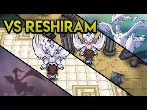 Evolution of Reshiram Battles (2011 - 2017)
