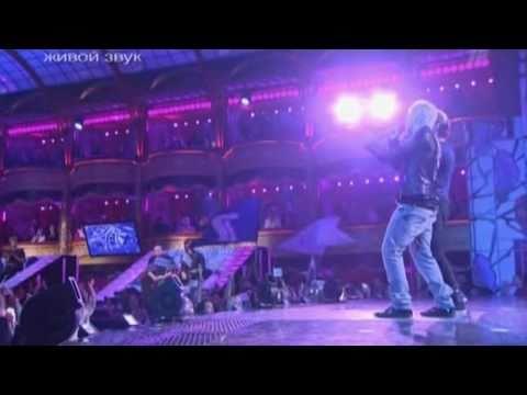 Влад Соколовский - Я Просто Люблю Тебя (& Дима Билан) (Live @ Фабрика Звёзд, 2011)