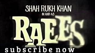Raees Teaser | Shah Rukh Khan | Mahira Khan | Nawazuddin Siddiqui