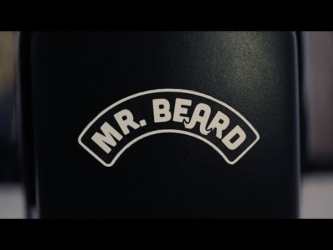Mr. Beard® Beard Machine from ThinkGeek