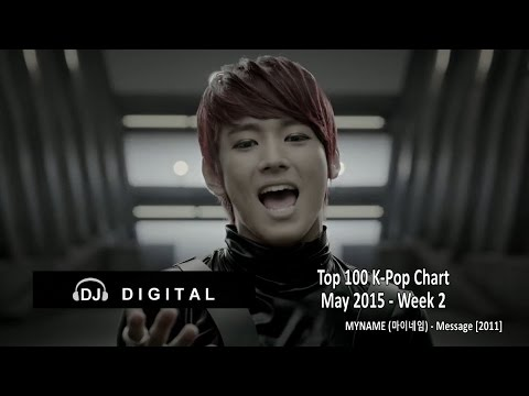 Top 100 K-Pop Chart for May 2015 Week 2