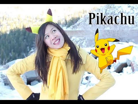 Pikachu - Parody of