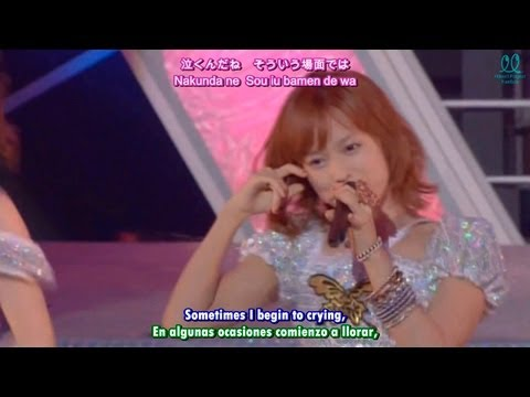 Morning Musume - Sexy Boy ~soyokaze Ni Yorisotte~ (english   Español) video