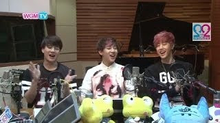 WGM TV EP04 Compact with GOT7 (f(x) Amber & Tasty Soryong) 140421 (f(x) 엠버 & Tasty 소룡)