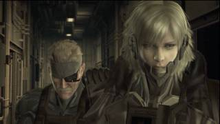 MGS4 - Metal Gear Solid 4 - Microwave Chamber/Hall - HD
