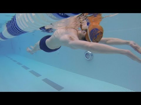 How To Swim Feet First | Swimming Lessons video