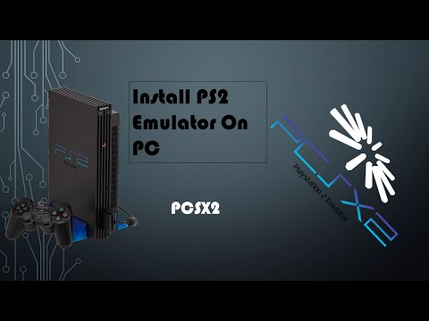 How to Install PS2 Emulator-PCSX2 on PC with Bios