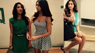 Deepika Padukone Latest Hot Pic's For An Ad Shoot   View Pic's