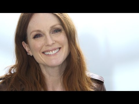 7 Secrets: Julianne Moore on the Oscar win, her 'Hunger Games' Role and More