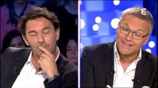 On n'est pas couché : Renaud Revel parle des liens entre Laurence Ferrari et Nicolas Sarkozy