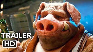 BEYOND GOOD AND EVIL 2 : New VS Old Trailers ( E3 2018) Game HD