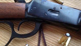 Rossi M92 .357 Lever Action Rifle