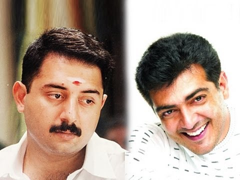 Ajith & Arvind Swamy to join again