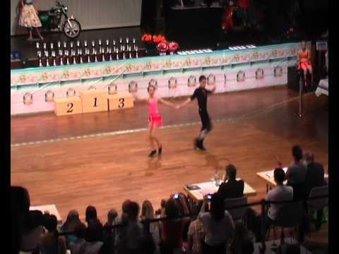 Sophia Adam & Arthur Butorev - Süddeutsche Meisterschaft 2011