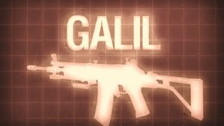 Galil - Black Ops Multiplayer Weapon Guide