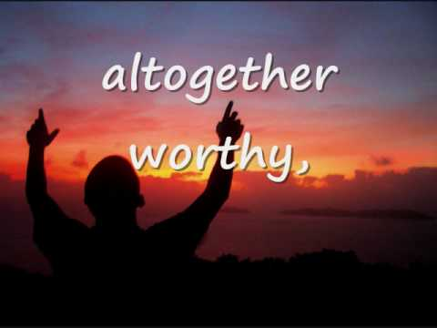Jeremy Camp - Here I Am To Worship