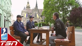 Dreger Cafe: Did JVR watch the Leafs in the first round of the playoffs?
