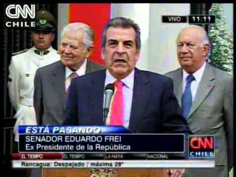 CHILE NO ACATARÁ EL FALLO DE LA HAYA SI LES ES DESFAVORABLE
