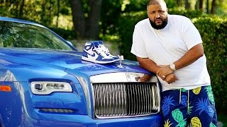 10 MOST EXPENSIVE THINGS OWNED BY DJ KHALED