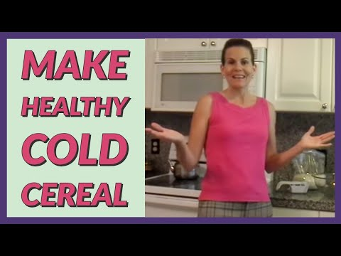 Healthy Cold Breakfast Cereal