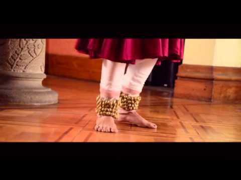 Barcelona Kathak Project Promo Video