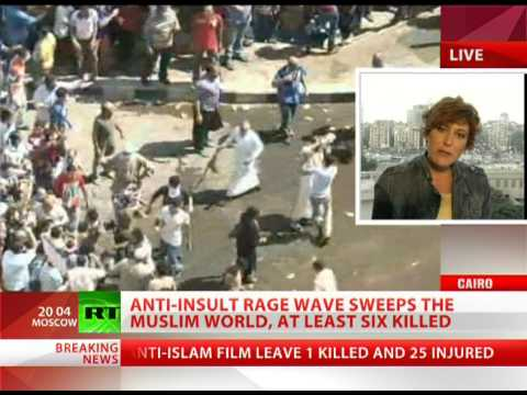 Arab Fall: Anti-insult rage sweeps Muslim world