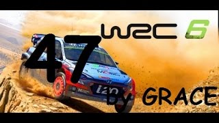 WRC 6 gameplay ITA EP 47 RALLY GRAN BRETAGNA by GRACE