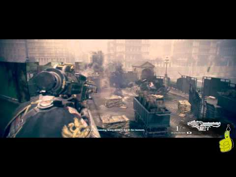 The Order 1886: Collateral Damage (Gold) Trophy - HTG