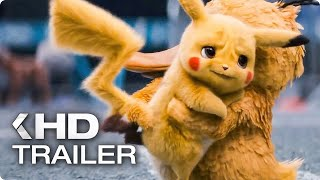 POKEMON: Detective Pikachu - 11 Minutes Trailers & Clips (2019)