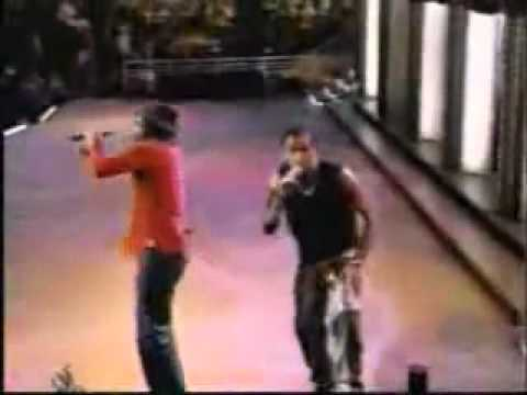 Shaggy Ft Rikrok - It Wasnt Me - At Michael Jacksons 30th Anniversary video