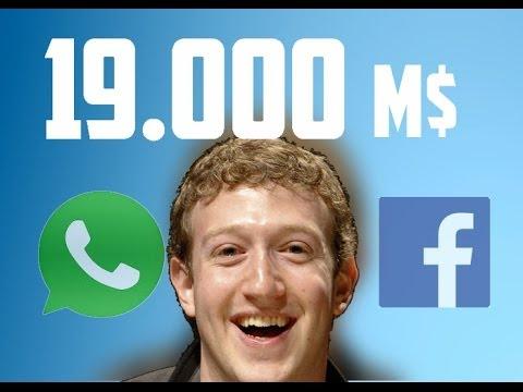 Facebook compra Whatsapp ¿Y ahora qué?