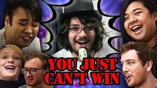 CAN YOU BEAT THE IMPOSSIBLE ANIME QUIZ?? (ft. akidearest, Gigguk, CDawgVA, Sydsnap & Bakashift)
