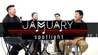 Download Lagu #Jamuary SPOTLIGHT - Ep. 1 ft. Michael Barnum   AJ Rafael Gratis STAFABAND