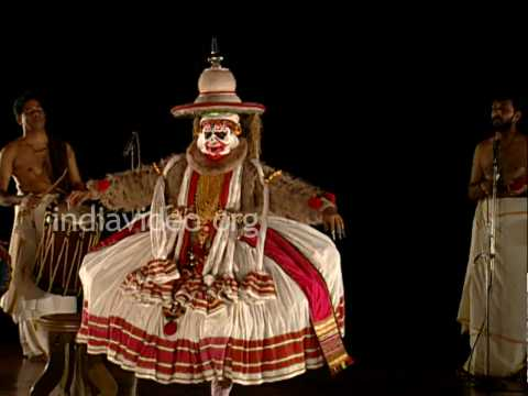 Kalyanasougandhikam In Kathakali Part 5, Invis Multimedia, Dvd video