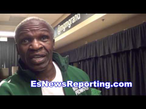 Floyd Mayweather Sr. Still Got It - Sick Hand Speed - EsNews Boxing