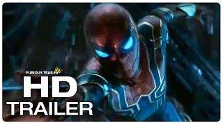 AVENGERS INFINITY WAR Iron Spider Suit Trailer (2018) Superhero Movie Trailer HD