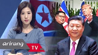 [The Point : World Affairs] Ep.2 - China's Role in Post Kim-Trump Summit Scenarios _ Full Episode